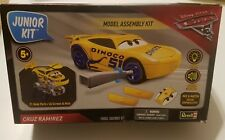 Revell Junior Car Kit Disney Cars 3 Cruz Ramirez Model Assembly Kit