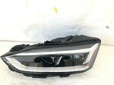 Headlights for Audi A5 Quattro for sale | eBay