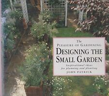 Designing the Small Garden, Mary Moody, Like New, Hardcover