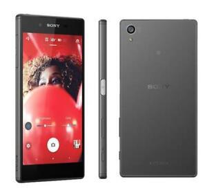 """Sim Free Sony Ericsson Xperia Z5 E6653 32GB 5.2"""" 4G LTE Smartphone Black"""