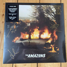 The Amazons LP   SIGNED & Sealed  Vinyl