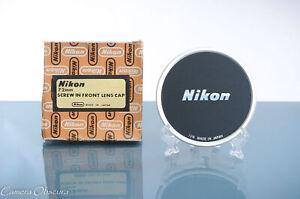 Nikon 72mm Metal Screw-In Front Lens Cap