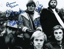 Reprint - Beach Boys Rare Signed 8 x 10 Photo Poster Rp Brian Wilson