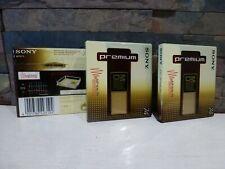 new/sealed SONY PREMIUM 74 MINIDISC SHOCK PROOF x 3 DISCS. Fast/Free Posting