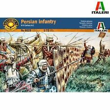 Italeri 6025 Persian Infantry IV-V BC 1/72 scale plastic model kit