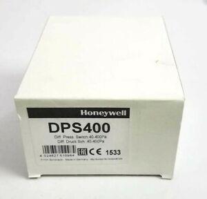 Honeywell DPS400 Diferencial Interruptor de Presión para Aire ( Dps ) 40-400PA