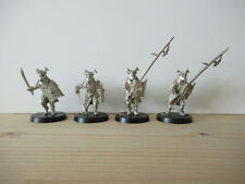 Games Workshop Citadel Lord of the Rings Lotr Easterling Warriors Metal