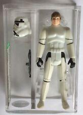 Suelto de colección Guerra de las galaxias 17 últimos Potf Luke stormtrooper afa 80+