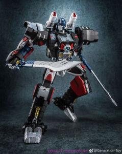 Transformers Generation Toy Gt-10 Bw Gorilla King Optimus Prime Action Figure