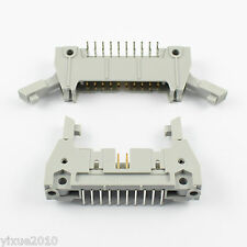2pcs 3m 254mm Pitch 2x10 Pin 20 Pin Male Ejector Header Connector 3428 5302