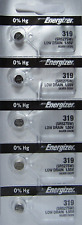 Energizer Batteries 319 SR527SW Silver Oxide Watch Battery 5pk