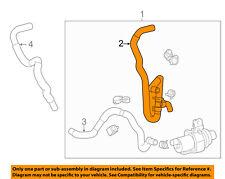 TOYOTA OEM 11-13 Highlander 3.5L-V6 Front Heater Unit-Water Hose 8720948230