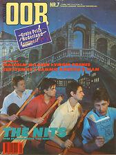 MAGAZINE OOR 1983 nr. 07 - VIRGIN PRUNES/NITS/JERRY LEE LEWIS/EURYTHMICS