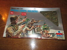 ESCI Military Personnel Toy Soldiers