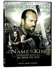 In the Name of the King: A Dungeon Siege Tale (DVD, 2012, Canadian)