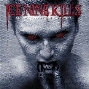The Predator Becomes the Prey [PA] by Ice Nine Kills (CD, Jan-2014, Fearless Rec