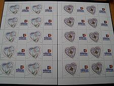 HEARTHS STAMPS COCO CHANEL - FASHION ICON KARL LAGERFELD - DISCOUNT