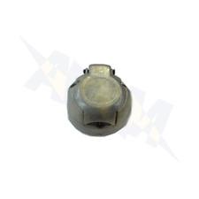 Genuine HELLA 7 Pin 12N Car Metal Alloy Towing Socket