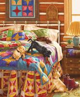 Bedtime Battle 1000 Piece Jigsaw Puzzle by SunsOut