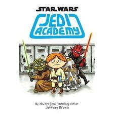 Jedi Academy by Jeffrey Brown (Paperback)