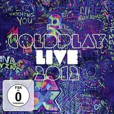 Coldplay - Live 2012 (cd+dvd) [2 CD] CAPITOL