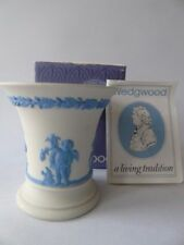 Blue Vase Wedgwood Porcelain & China