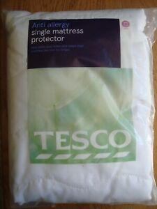 Anti Allergy Single Mattress Protector