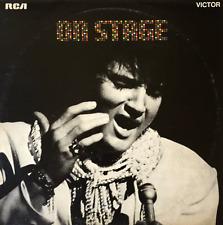 ELVIS PRESLEY - On Stage (LP) (G/G)