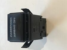 2005 PORSCHE CAYENNE 955 TURBO PASSENGER SIDE AIRBAG OFF SWITCH 7L5919211A EAS