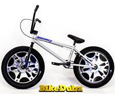 BikeDubz Mayhem 20 Inch Wheel Covers For BMX Bicycle Fits BSD Forever Bikes