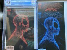 Amazing Spider-Man 55 Gleason 2nd Print CGC 9.8 & raw copy 2nd, 3rd Print lot