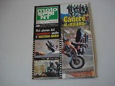 MOTOSPRINT 16/1977 PROVA MOTO SUZUKI GS 750/TEST ZUNDAPP KS 50 WC