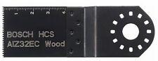 BOSCH AIZ32EC - Hoja de sierra inmersion madera, 32mm HCS    PMF-GOP 2608661904