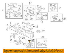 MITSUBISHI OEM Eclipse Transmission-Gear Shift Knob Shifter Handle MR567441HB