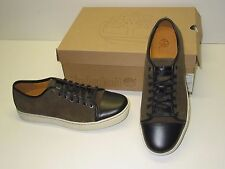 Timberland Abington Guide Oxfords Suede & Leather Olive Casual Shoes Mens 10