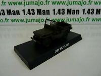 CR21H voiture 1/43 CARABINIERI : JEEP WILLYS 1947