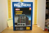 HO Scale Walthers Cornerstone 933-3769 Parking Garage Kit