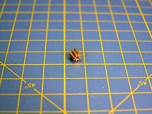 Engrenage pignon laiton M 0.5 8 dents axe 1,8 mm spécial ancien moteur JOUEF HO