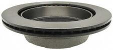 Disc Brake Rotor-RWD Rear Parts Plus P56725