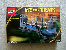Lego - My Own Train - Rare - Open Freight Wagon 10013 - New & Sealed
