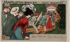 #MONTECATINI bagni- SITO... MOLTO FREQUENTATO- edita dal parrucchiere CAZZANTI