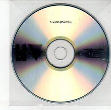 (DV415) Holy Vessels, Queen of Alimony - 2012 DJ CD