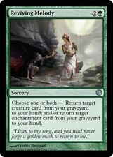 Reviving Melody     EX/NM  x4 Journey into Nyx  MTG Magic  Green  Uncommon