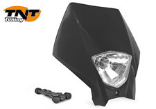 Tete de fourche phare Master NOIR Moto Cross Enduro Headlight KAWASAKI NEUF