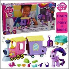 MY LITTLE PONY Twilight Sparkle Friendship Express Train & Pony Toy Playset NEW