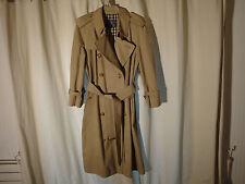 """Gentleman's burberrys """"prorsum"""" beige trench/ Rain Coat /mac (52S)"""