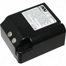 12V 2.1Ah Replacement Battery Compatible with Leica GEB87