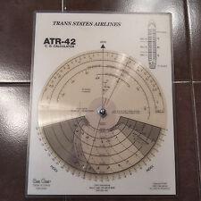 ATR 42 C.G. Visual Calculator