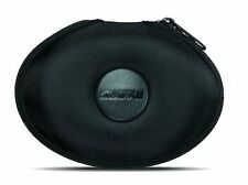 SHURE EAHCASE Fine Weave Carrying Hard Case pouch for Earphones Headphones Black