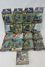 G.I. JOE Rise Of Cobra Hasbro Action Figures Collection Lot of 17  Movie